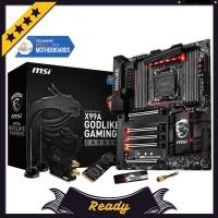 Motherboard MSI X99A Godlike Gaming Carbon LGA 2011-3