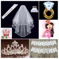 paket bridal shower 6 + 1 items mahkota sirkam