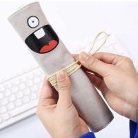 PANACHE Rolling Big Mouth Pencil Case Monster Bag Tempat Pensil