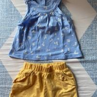 Baju bayi perempuan preloved , original Mothercare. Usia 3-6 bulan