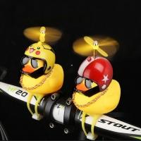 Mainan Bebek Kuning Helm Baling Aneka Karakter Pajangan Mobil Motor