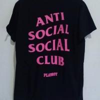 assc x playbot anti social club kaos original ori new