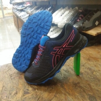 Sepatu ASICS Terbaru GEL-SONOMA 4 Hiking Original Made in Indonesia