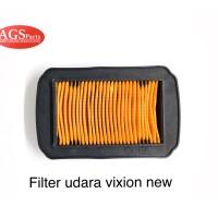 Filter udara yamaha vixion new