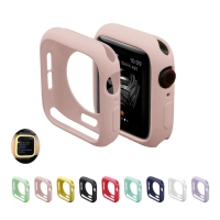 Case Silicone Apple Watch iWatch IWO SERIES 3 4 Rubber 38 42 40 44 mm