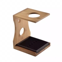 Pour Over Stad Coffee Drip Station Bamboo