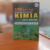 Buku 1700 Bank Soal BinTap Kimia SMA/MA Pengayaan K-13