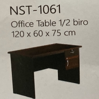 OFFICE TABLE NST-1061/Orbitrend/120x60x75