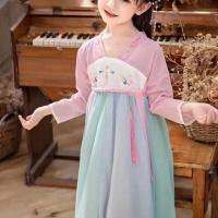 Dress/baju chiang I/costume china untuk anak