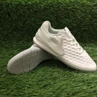 Sepatu Futsal Nike Tiempo Legend 8 Pro White