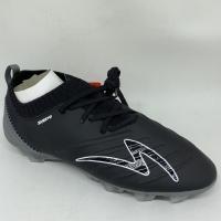 Sepatu bola specs original SWERVO GALACTICA FG black dark cool grey