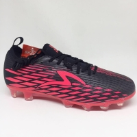 Sepatu bola specs original Swervo Venero FG black diva red 2019