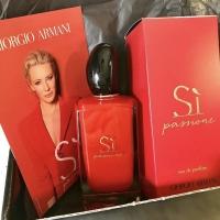Parfum Original Giorgio Armani si passione EDP 100ml For women BOX
