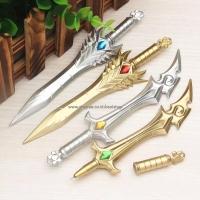 GROSIR / ECER Pulpen Pedang sword/ bolpen pisau lucu unik murah