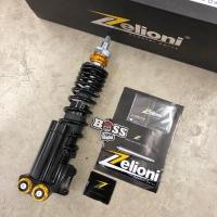 Shock Tabung Zelioni HiLo Black Gold Front Vespa GT Series GTS GTV