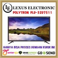 PROMO MURAH LED TV POLYTRON   PLD-32D7511   PLD32D7511   LED TV 32