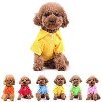 Kaos Polo Type B Hewan / Tshirt Anjing Kecil & Kucing / T-Shirt Anjing