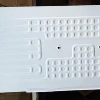 evaporator kulkas sharp L ukuran 61x24cm original