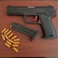 WGG Handgun USP Shell Ejection Water Gel Gun Gel Blaster WGB