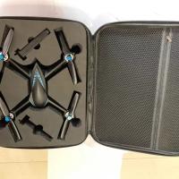 tas bag drone mjx b5W 4k versi terbaru backpack waterproof hitam