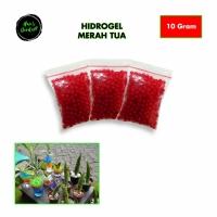 Hidrogel merah 10 gr media tanam