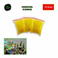 Hidrogel kuning 10 gr media tanam