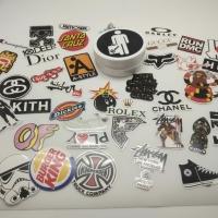 Sticker Pill - Sticker Koper RIMOWA Famous Brand TRANSPARANT EDITION