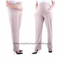 Celana hamil kaos basic nyaman NH 420 bajuhamil baju hamil