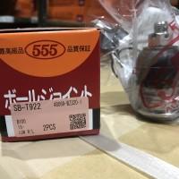 ball joint toyota agya SB-T922 (48069-BZ100)