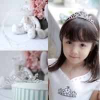 Bandana Mahkota Anak perempuan / Tiara Crown Princess / Mahkota Putri