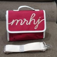 Marhen J sunny merah putih tas wanita korea sling bag selempang