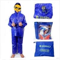 Jas Hujan Setelan AXIO Karet Rubber Raincoat Mantel Hujan AXIO 298