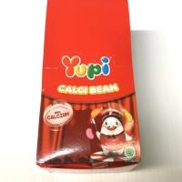 Yupi Calci Bean 1 Pak Box 12 Pcs - Permen 1000 Jelly Murah Dus