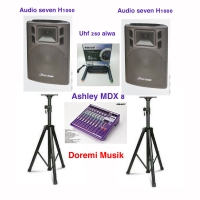Paket sound sistem audio seven h1000 original