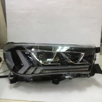 Headlamp Hilux Revo 2015 up Model Tesla