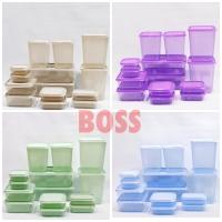 Calista Otaru Soft Colour 14 Pcs /Toples plastik/tempat makanan