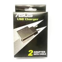 Charger ASUS ORIGINAL - 2 Adapter Data Cable TERMURAH