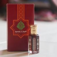 6ML Minyak Wangi Kasturi Kijang Asli / Qurrata Al Musk Parfum Oil Arab