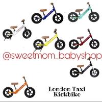 Sweetmomshop London Taxi Balance Bike