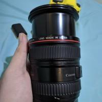 Lensa canon 24-105mm F4 IS USM
