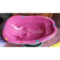 Bak Mandi Bayi Baby Plastik