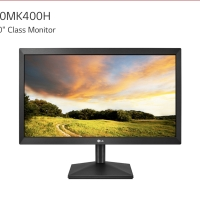LG 20MK400 20 Inch Monitor Office Warnet PC Dll