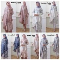 Hijab Modern Atasan Tunik Dior Silk PREMIUM Kemeja Blouse Batik Wanita