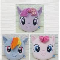Bantal Kuda Pony Import