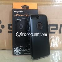 Spigen Iphone 7 Plus Case hybrid Armor Black Original