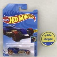 Hot Wheels Ratical Racer Biru Blue Reg TH Street Beasts Treasure Hunt
