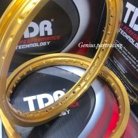 VELG TDR SET W SHAPE 215 X 250 RiNG 17 GOLD