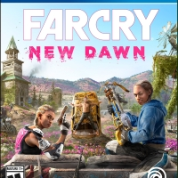Kaset/BD PS4 Far Cry New Dawn