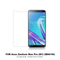 Asus Zenfone Max Pro Mi Tempered Glass/ antigores kaca bening