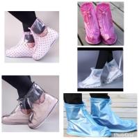 Rain shoes cover anak dan dewasa jas hujan pelindung sepatu